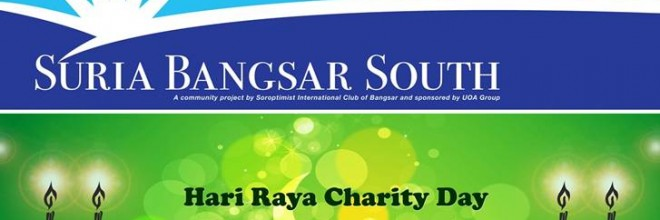 Hari Raya Charity Day – 23 August 2013