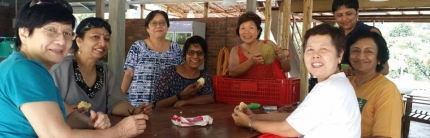 Social Outing to Bentong Hills for Durian Feast