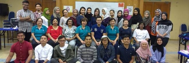 Leadership Training ~ Community & U
