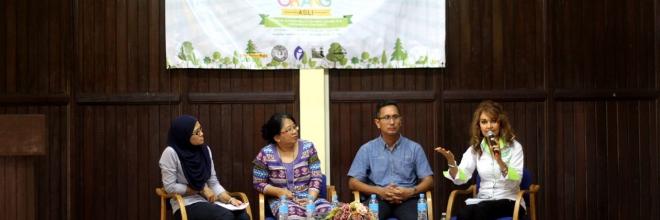 Keeping up with Orang Asli @ Kampung Budaya