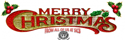 SICB Wishes Merry Christmas 2016
