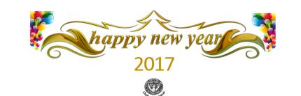 SICB Wishes Happy New Year 2017