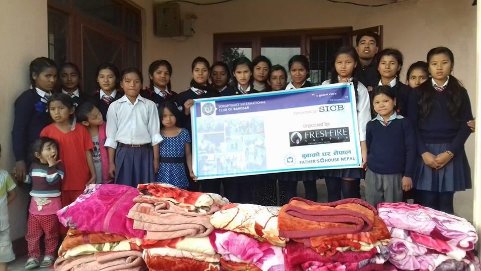 Blanket-for-Nepalese-Girls-2